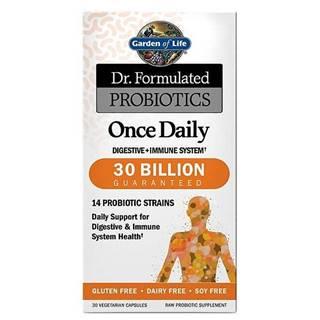 Dr. Formulated Probiotics - jednou denně - 30 miliard CFU