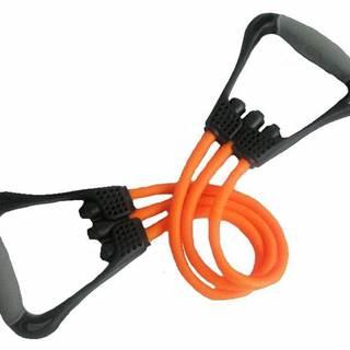 Posilovač Pull Rubber 3GU 381TR SEDCO 90 cm - Oranžová