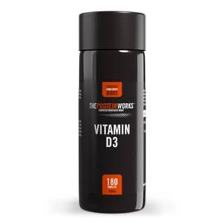 TPW Vitamín D3 180 tabliet
