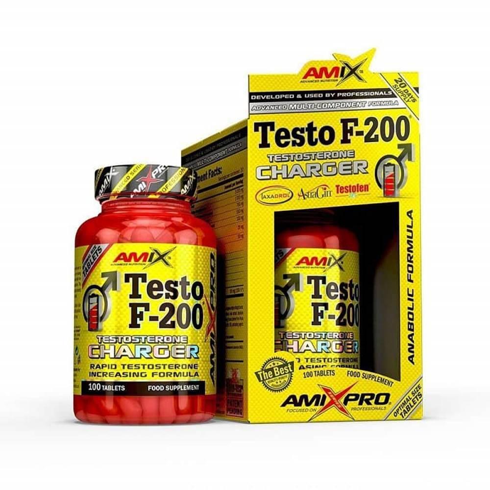 Amix Nutrition Amix TestoF-200 Balení: 100tbl