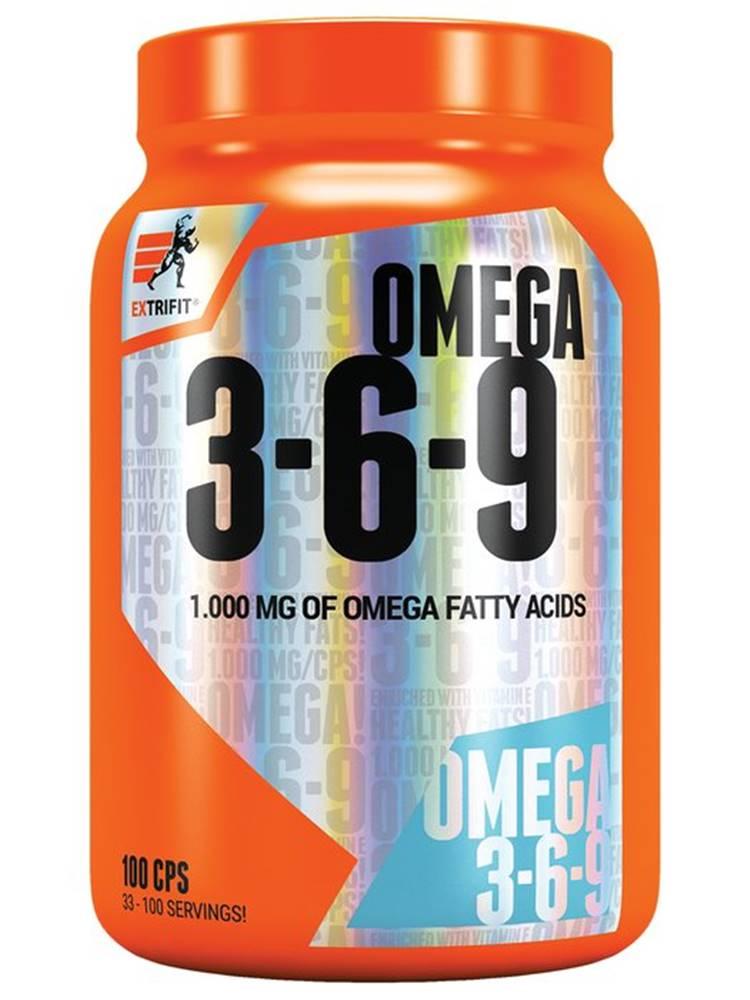 Extrifit Omega 3-6-9 - Extrifit 100 kaps.