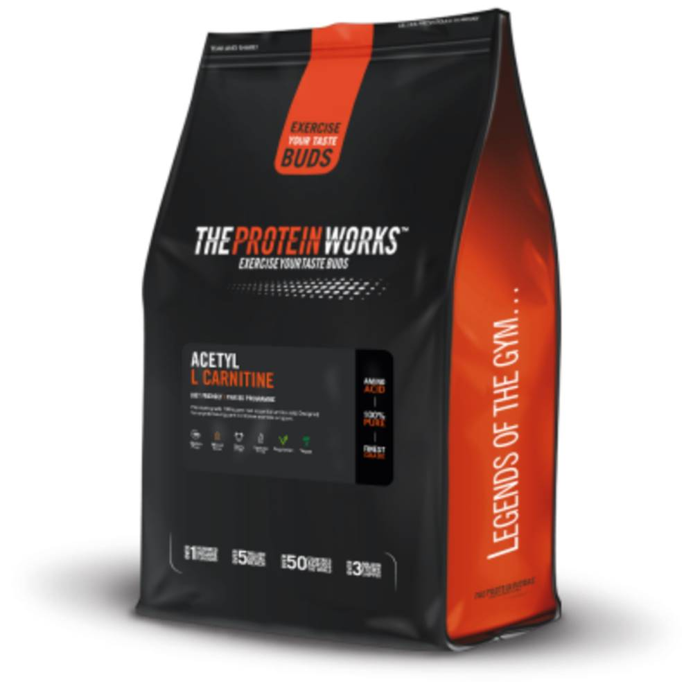 The Protein Works TPW Acetyl L-Karnitín 250 g