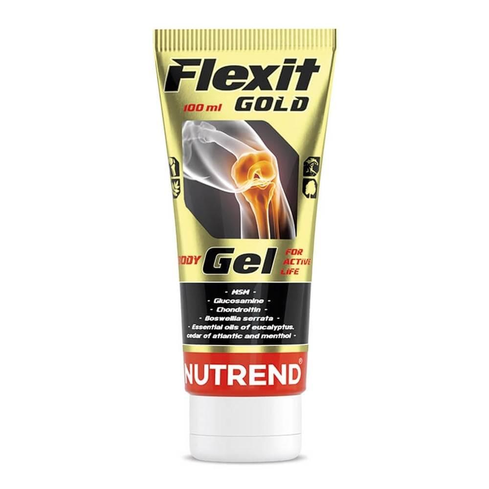 Nutrend Telový a masážny gél Nutrend Flexit Gold Gel