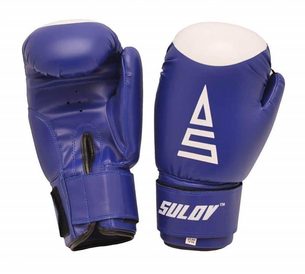 Sulov Box rukavice SULOV DX, modré Box velikost: 8oz