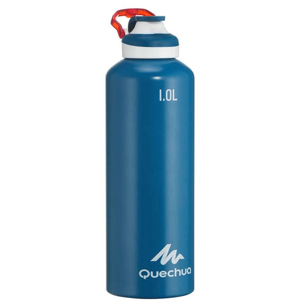 QUECHUA QUECHUA Hliníková Fľaša 500 1 L Modrá