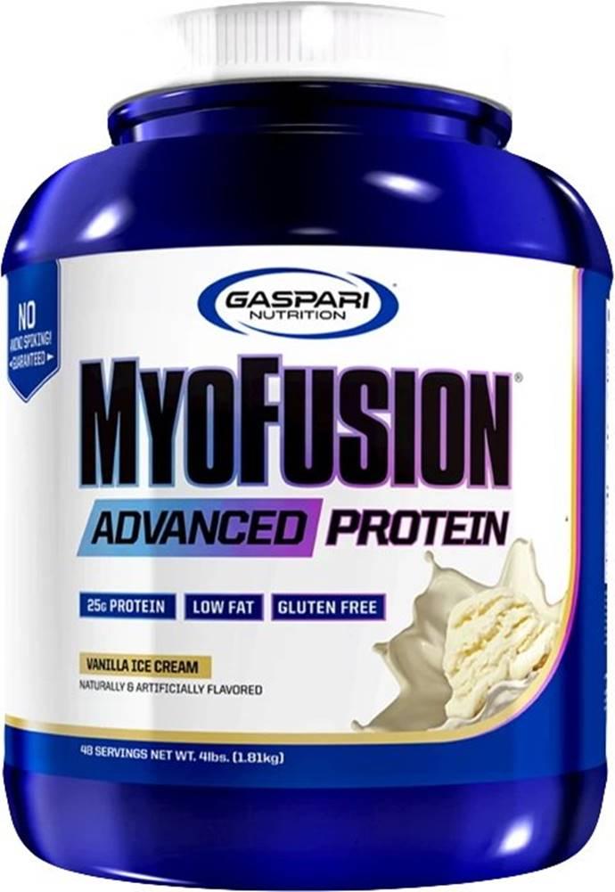Gaspari Nutrition MyoFusion Advanced Protein - Gaspari Nutrition 1814 g Banana