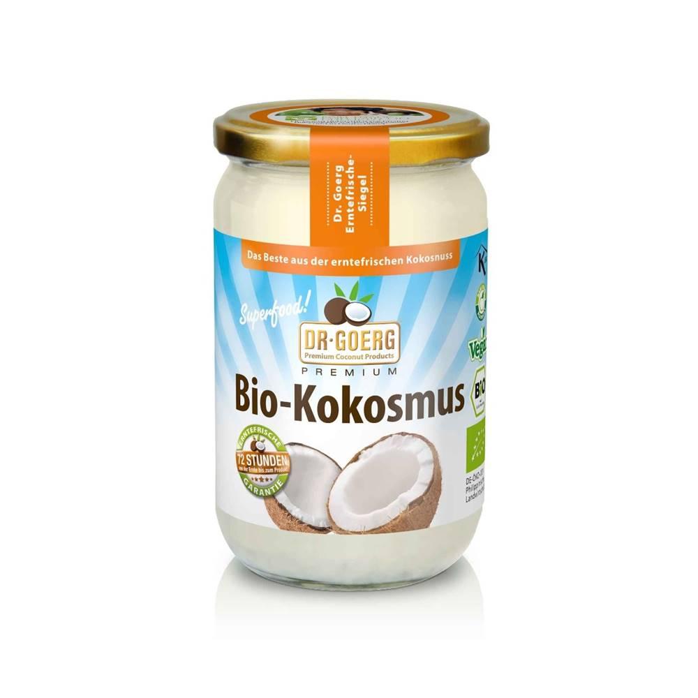 DR. GOERG DR. GOERG PREMIUM BIO Kokosové maslo 200 g