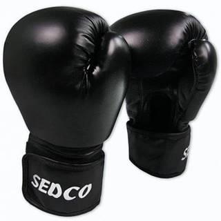 Box rukavice SEDCO competition TREN. 16 OZ - Černá