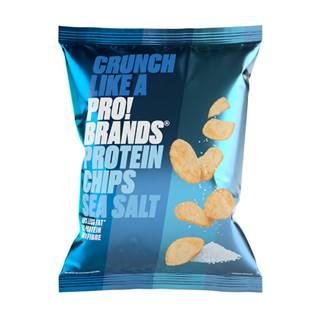 ProteinPro Potato Chips 50 g kyslá smotana & cibuľa