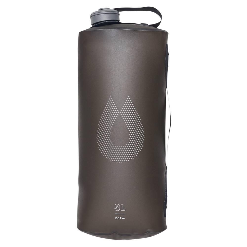 HydraPak Skladací zásobník na vodu HydraPak Seeker 3 l Mammoth Grey