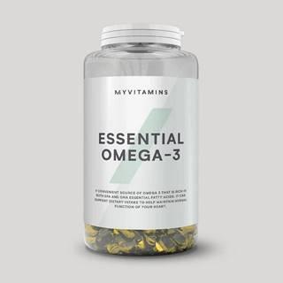 MyProtein Essential Omega 3 Hmotnost: 250 kapslí