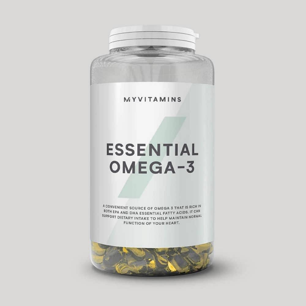 MyProtein MyProtein Essential Omega 3 Hmotnost: 250 kapslí