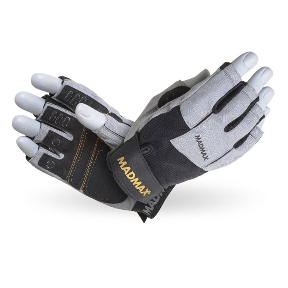 MadMax MADMAX Fitness rukavice Damasteel  M