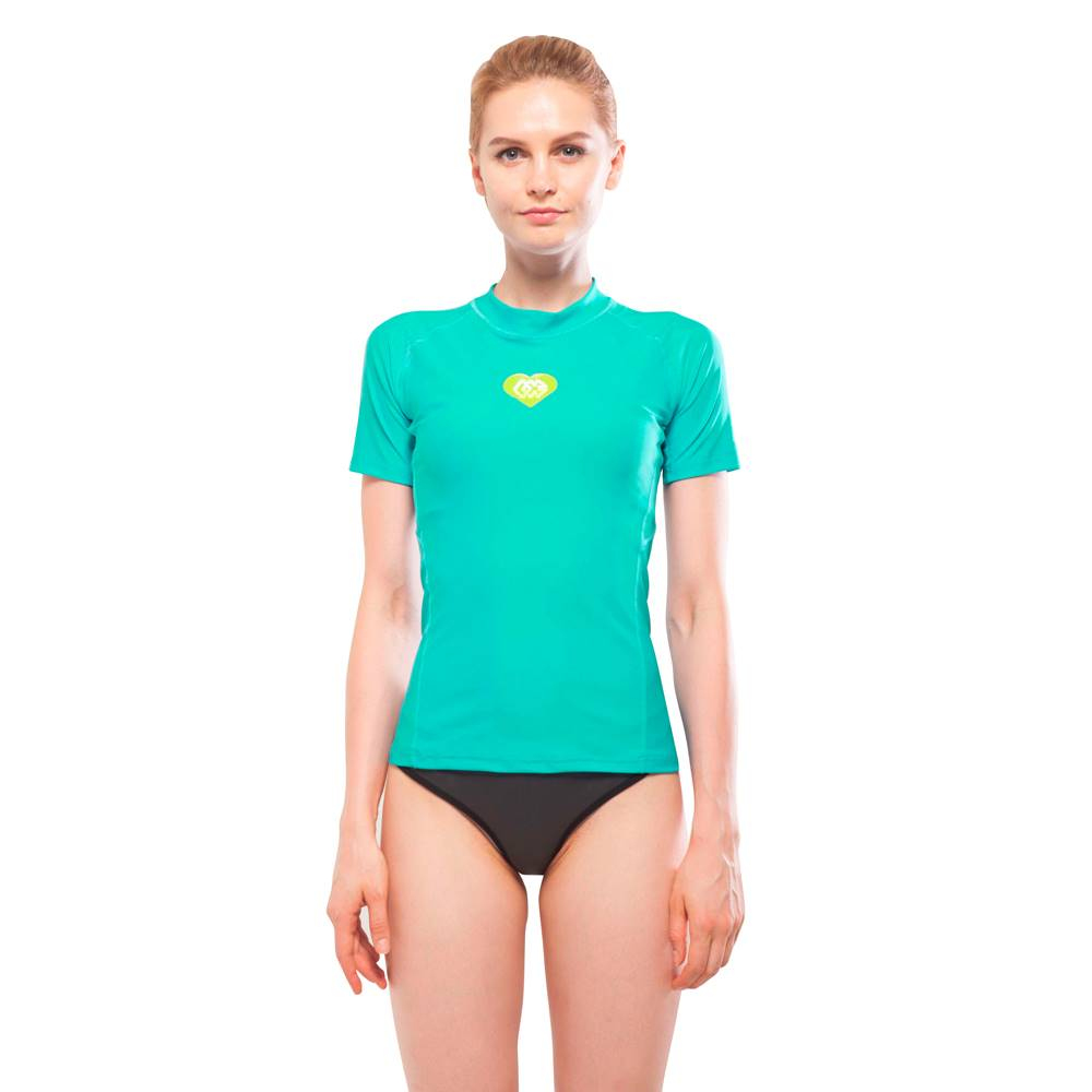 Aqua Marina Dámske tričko pre vodné športy Aqua Marina Alluv modrá - L