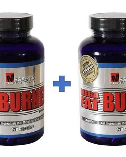 Spaľovače tukov Mega-Pro Nutrition