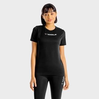 Squat Wolf Dámske tričko Primal Onyx  XS