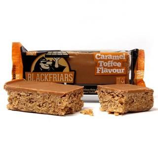 BlackFriars FlapJack Caramel Toffee Hmotnost: 110g