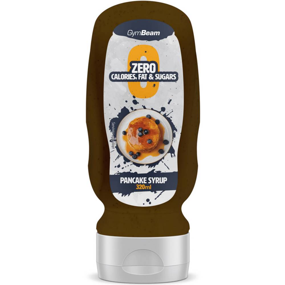 GymBeam GymBeam Pancake Syrup 320 ml
