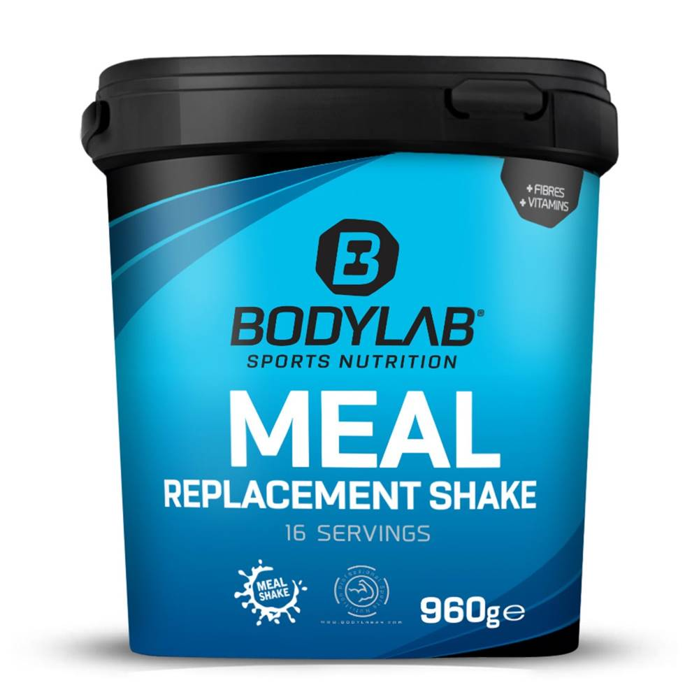 Bodylab24 Bodylab24 Meal Replacement 960 g malinový jogurt