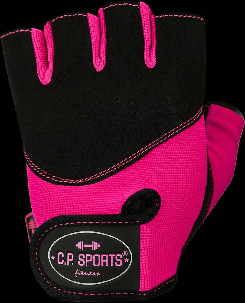 C.P. Sports C.P. Sports Fitness rukavice Iron ružové  XS