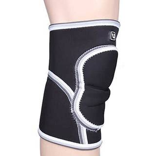 LiveUp bandáž koleno LS5751 neoprénová pěnový chránič Velikost oblečení: S-M