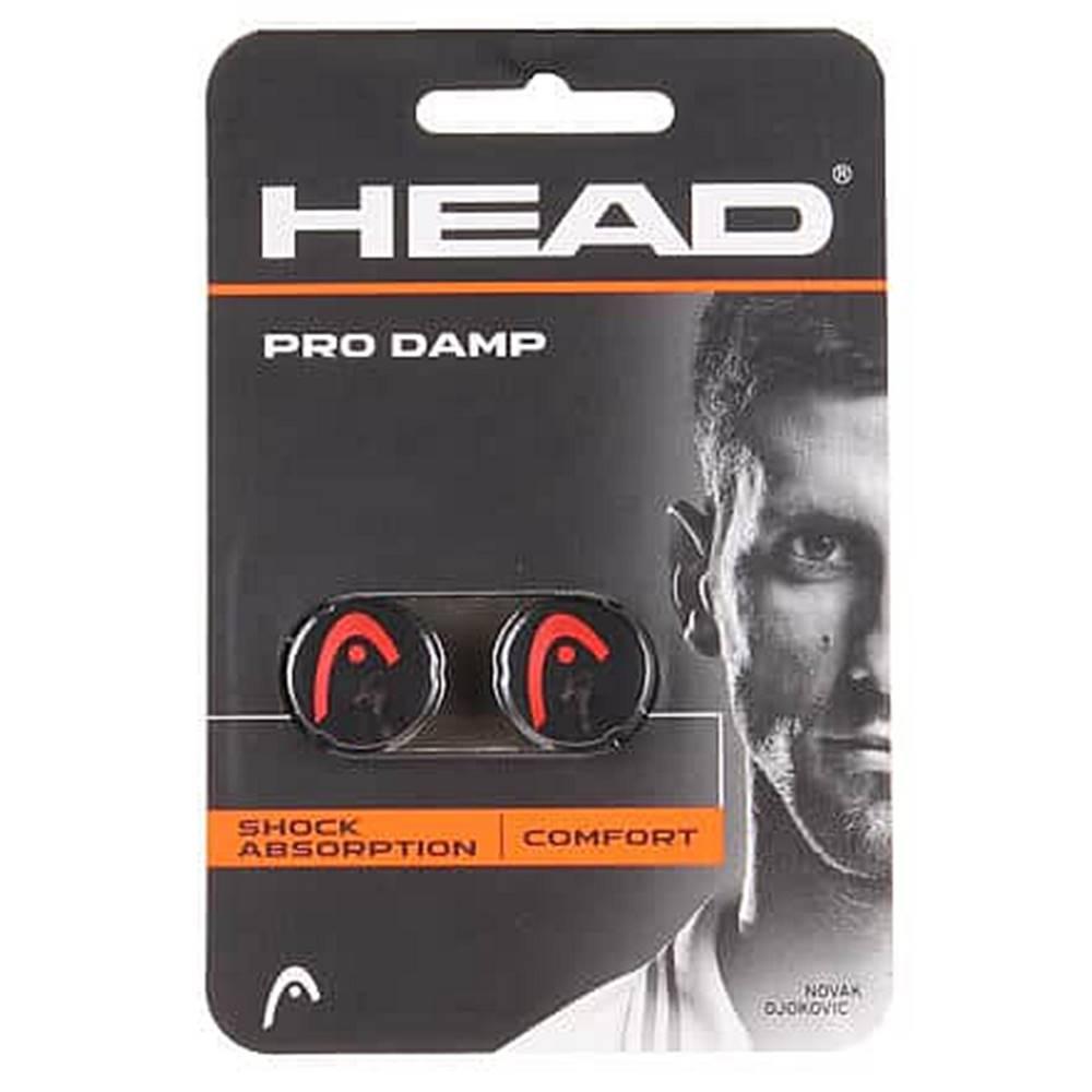 Head Pro Damp 2016 vibrastop 2 ks černá