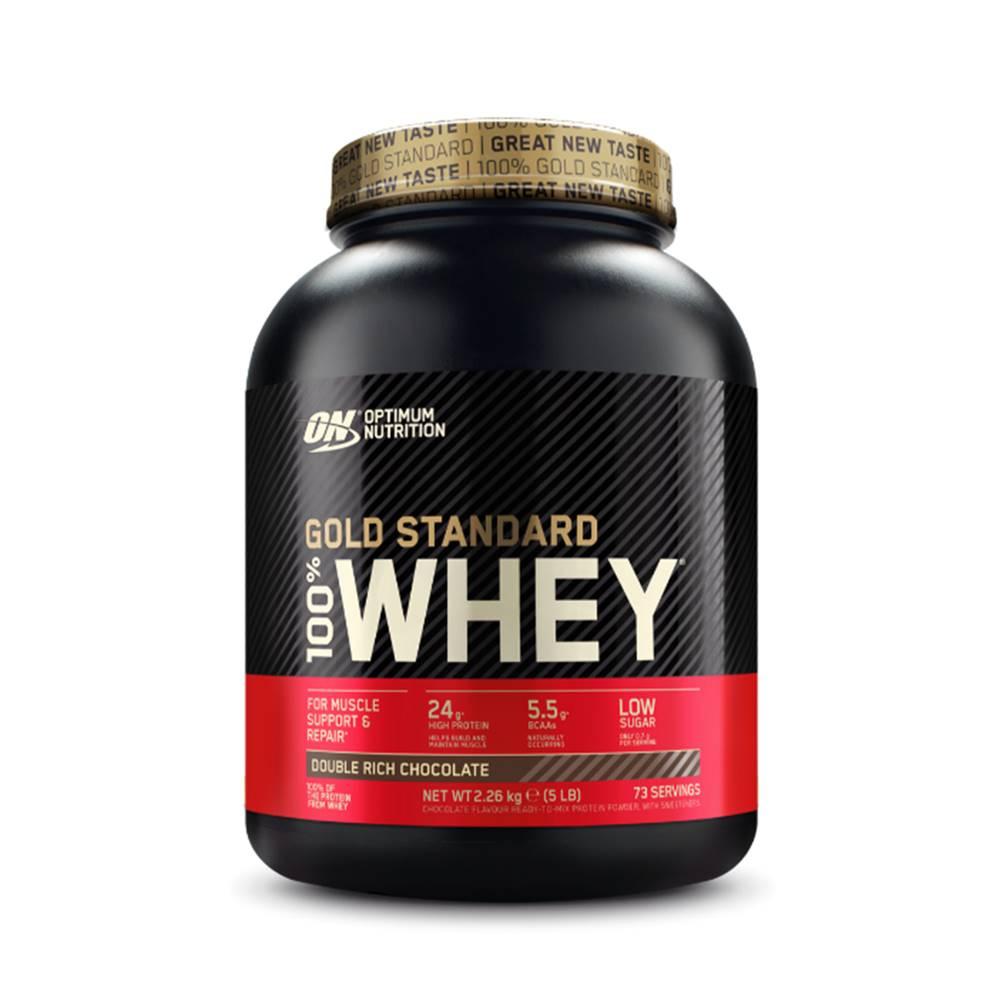 Optimum Nutrition Optimum Nutrition 100 Whey Gold Standard 908 g vanilková zmrzlina