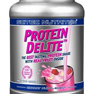 Protein Delite - Scitec Nutrition 1,0 kg Alpská čokoláda