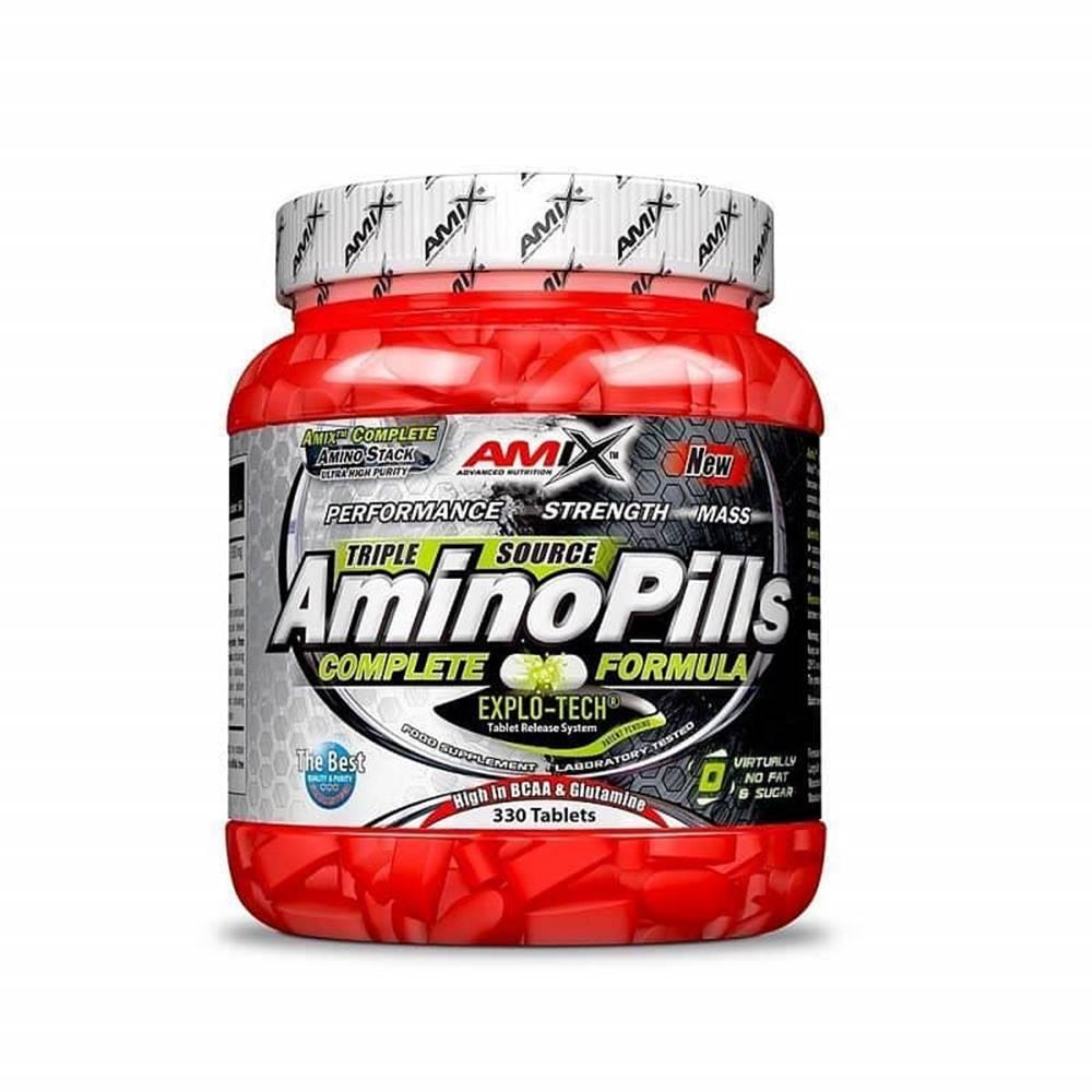 Amix Nutrition Amix Amino Pills Balení: 330tbl