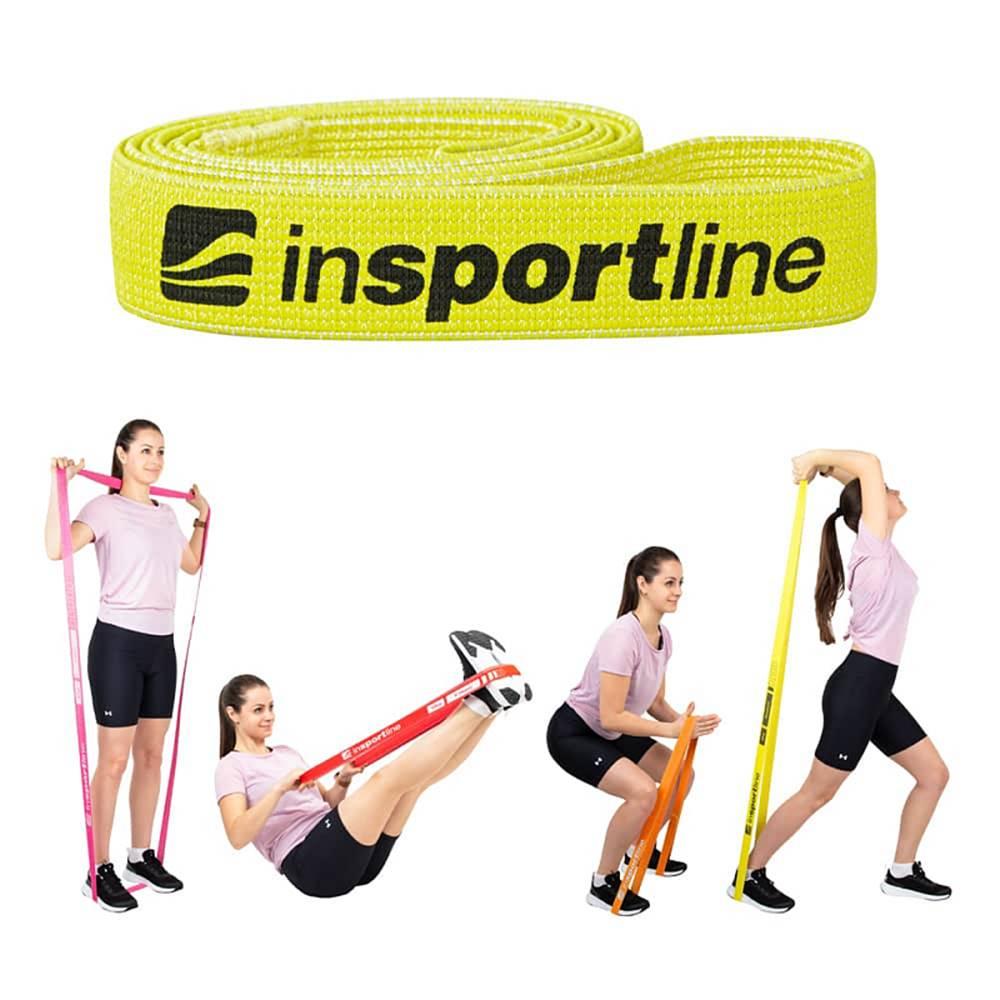 Insportline Posilňovacia guma inSPORTline Rand Medium