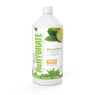 GymBeam ReHydrate 1000 ml citrón limetka