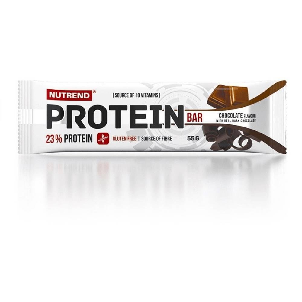 Nutrend NUTREND Protein Bar 55 g mandľa