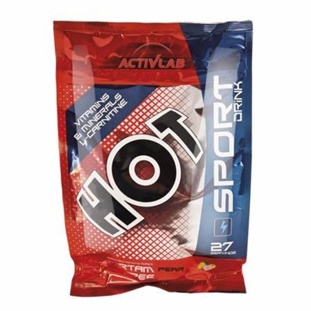 ActivLab Activlab HOT Sport Drink 1000 g čerešňa