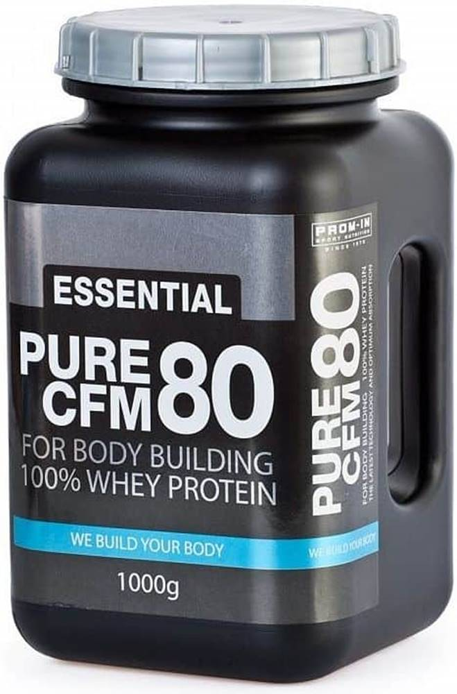 Prom-IN Essential Pure CFM 80 30g Čokoláda
