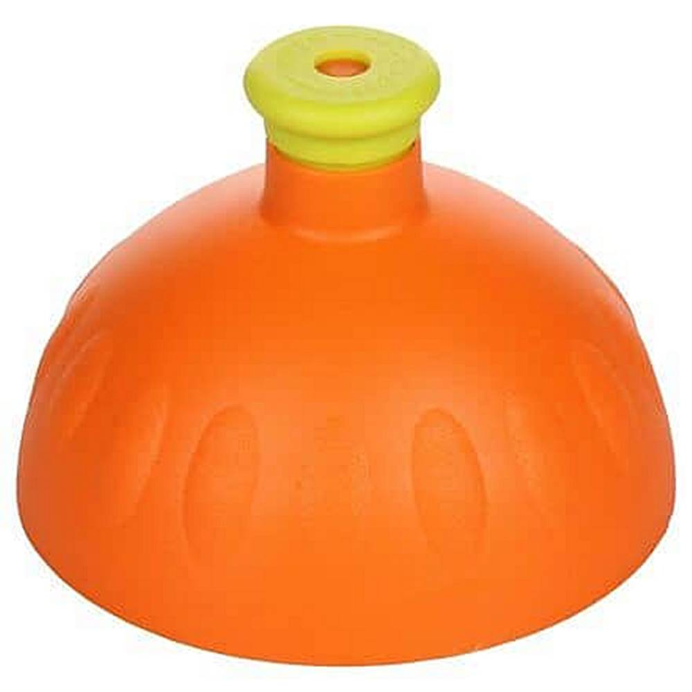 R & B Náhradní víčko Zdravá láhev oranžová