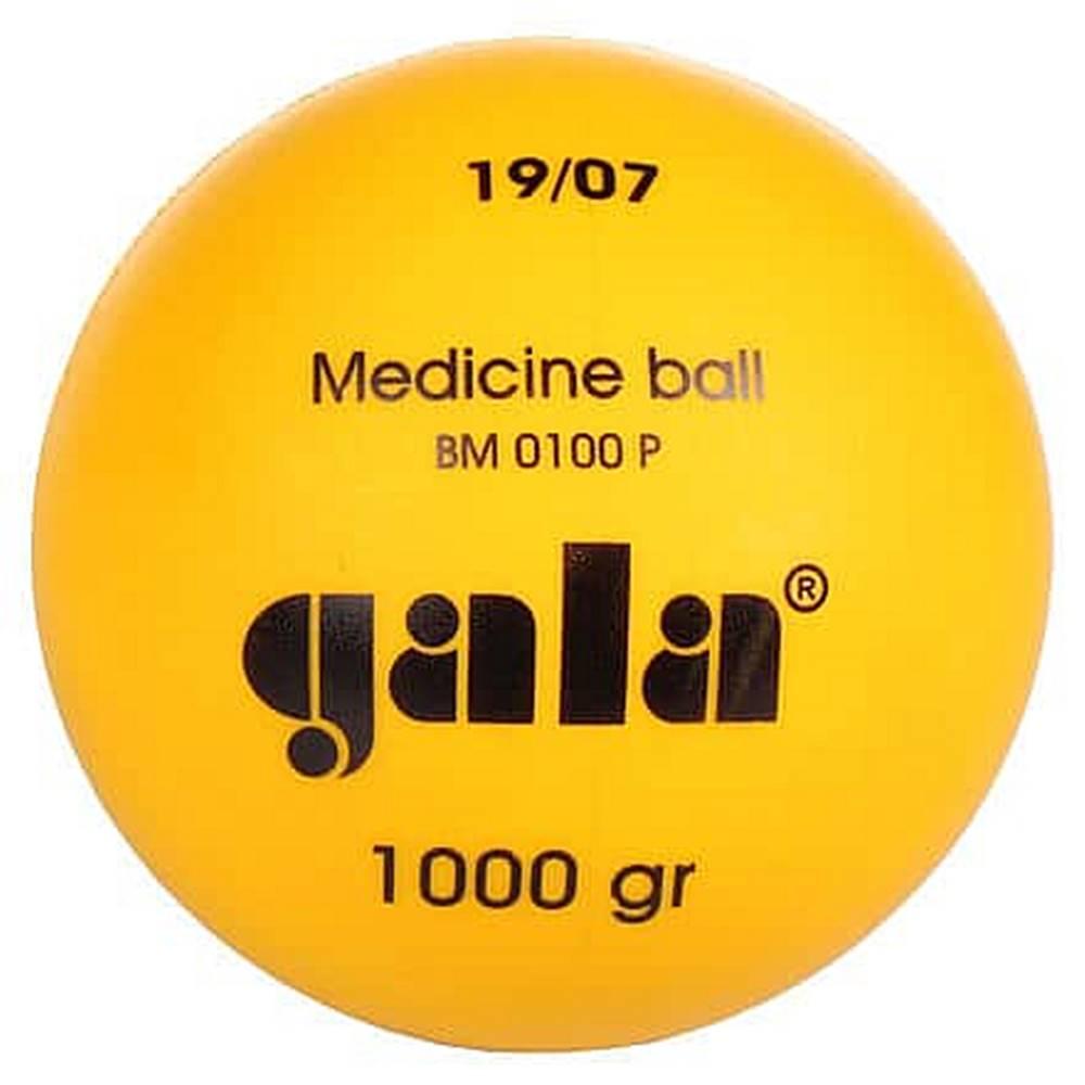 Gala Gala BM P plastový medicinální míč 600 g Hmotnost: 0,6 kg