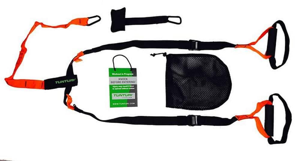 Tunturi Závěsný posilovací systém TUNTURI Suspension Trainer