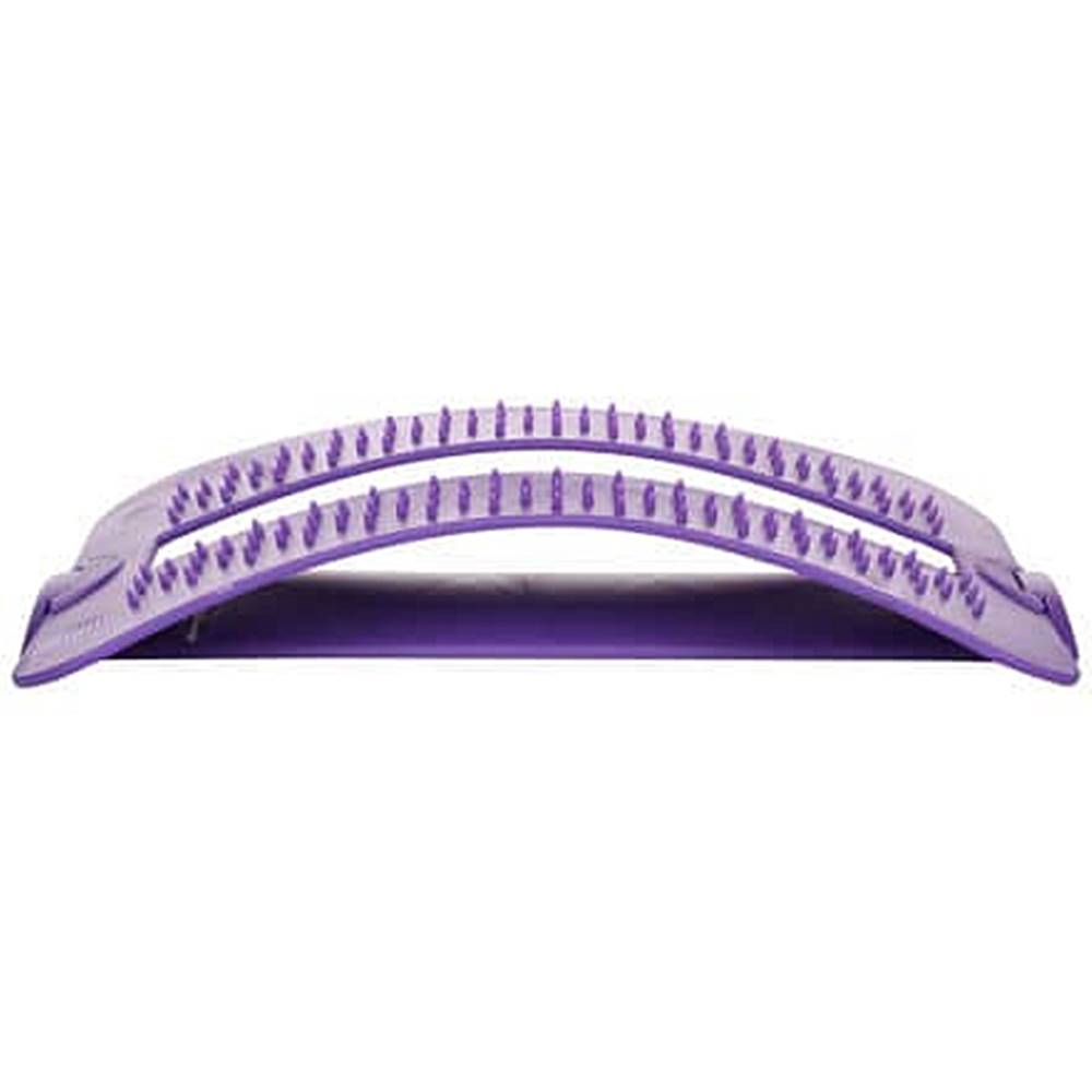 Merco Spine Machine 02 masážní podložka fialová