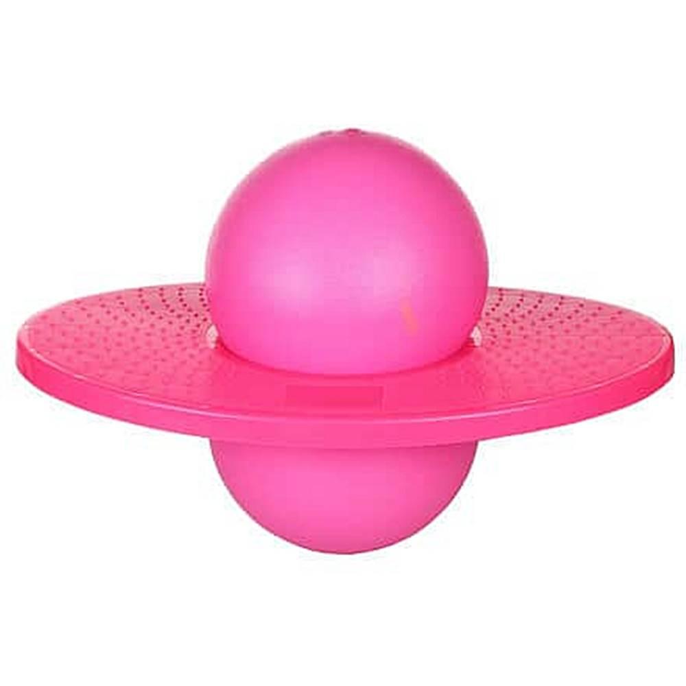 Merco Jump Ball skákací míč růžová