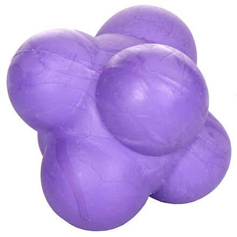 Oversize reakční míč fialová