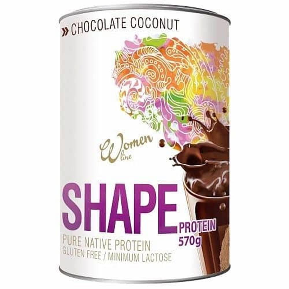 Prom-IN PROM-IN Shape shake protein 570 g Karamel