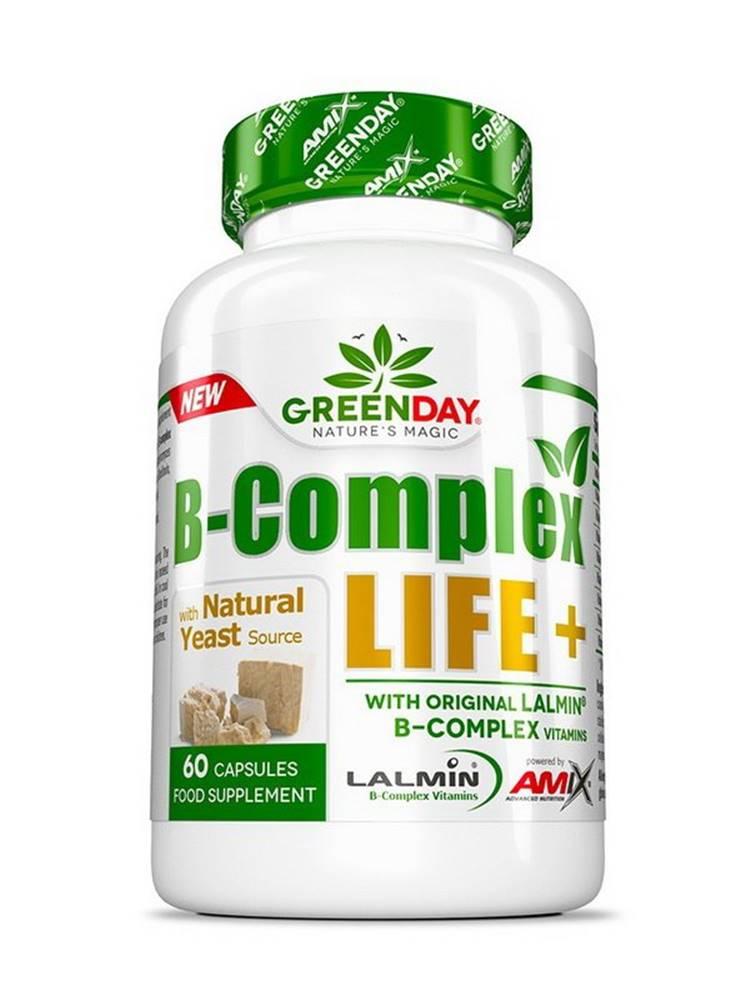 Amix GreenDay B-Complex LIFE - Amix 60 kaps.