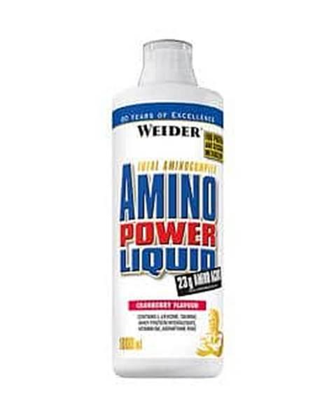 Aminokyseliny Weider