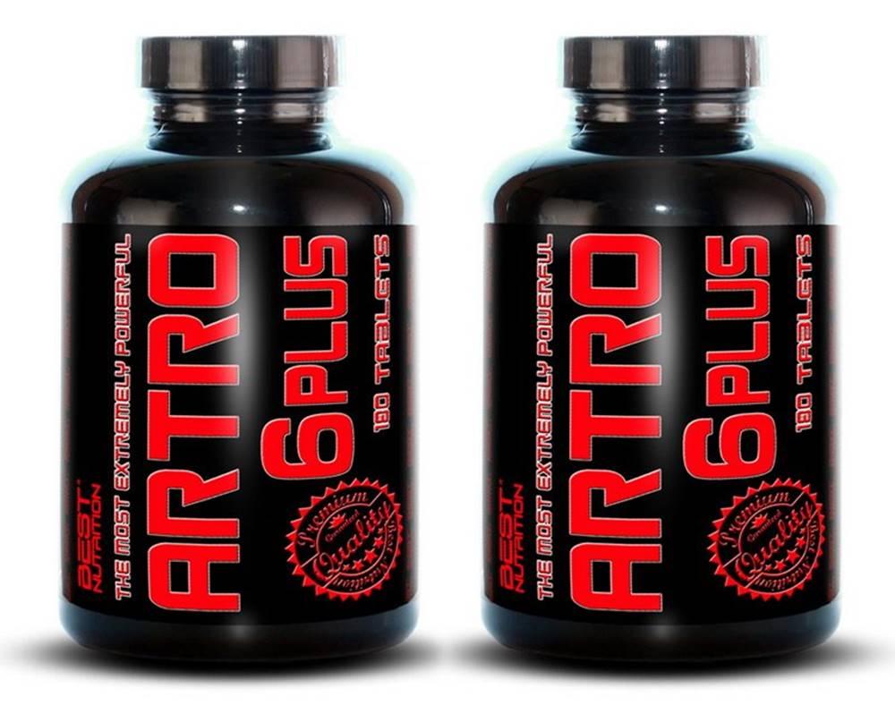 Best Nutrition 1+1 Zadarmo: Artro 6 Plus od Best Nutrition 180 tbl. + 180 tbl.