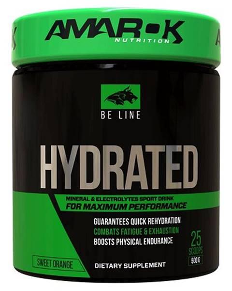 Iontový nápoj Amarok Nutrition