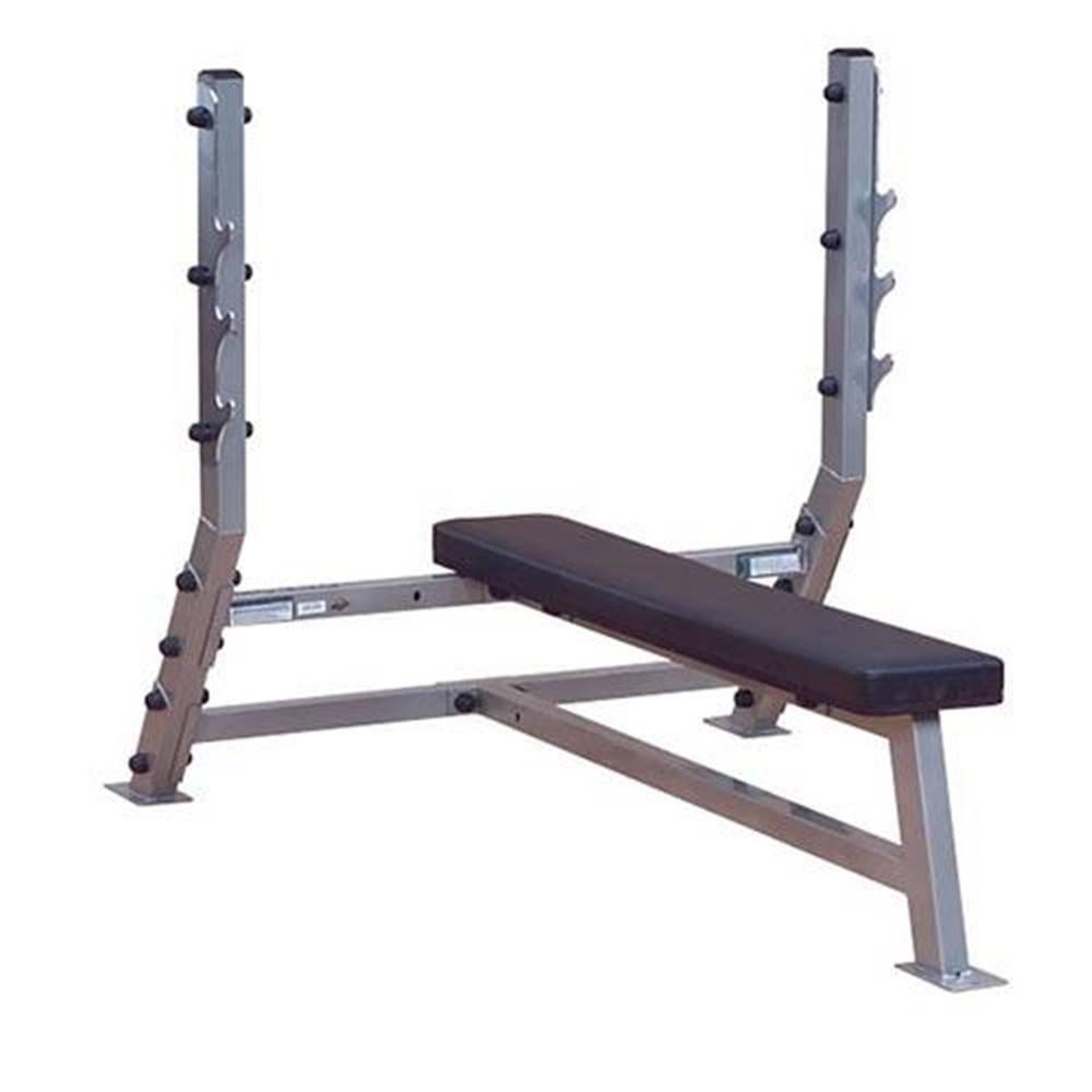 Body Solid Body Solid SFB349G profesionálna rovná lavica na benchpress