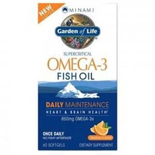 Minami Nutrition Omega-3 EPA-DHA - pomeranč