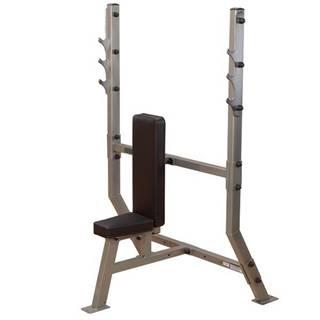 Profesionálna bench lavica Body Solid SPB368G Shoulder press bench