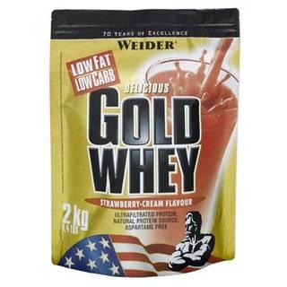 Srvátkový proteín Gold Whey 2kg - VÝPREDAJ čokoláda