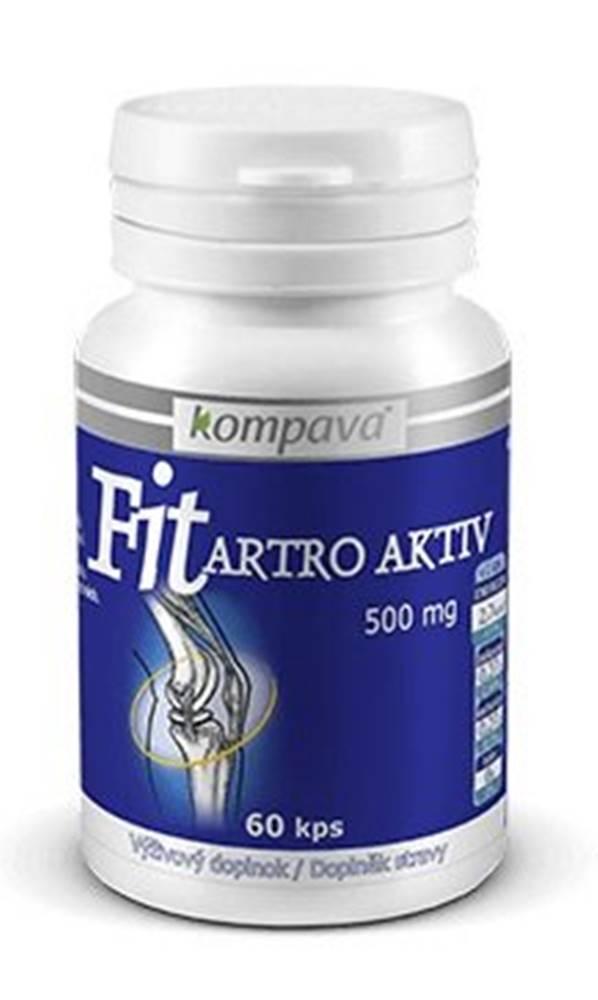 Kompava Fit Artro Aktiv - Kompava 60 kaps